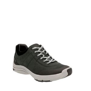 Clarks - Wave Andes - anthrancite