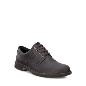 Turn - Chaussure pour homme en cuir couleur brune de marque Ecco