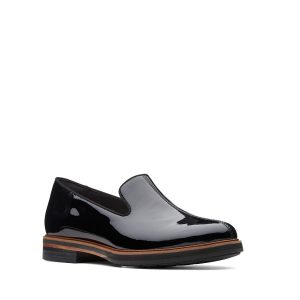 Clarks - Frida Loafer - Noir