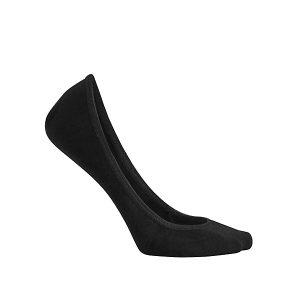 Secret Sleuth - bas pour femme en laine de mérino couleur noir de marque Smartwool