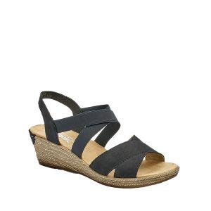 riecker-62412-15-FSK19-noir-cuir-sandale-femme