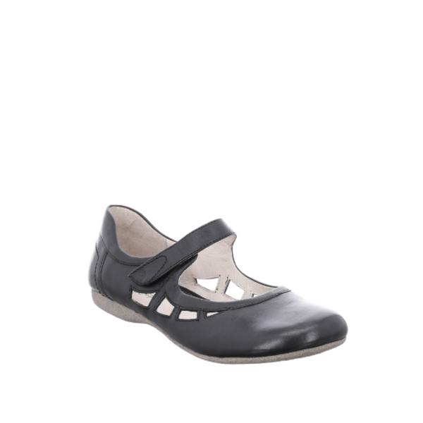Fiona 55 - Chaussure pour femme en cuir couleur noir de marque Josef Seibel