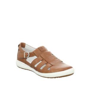 Caren 16 - Chaussure pour femme en cuir couleur brandy de marque Josef Seibel