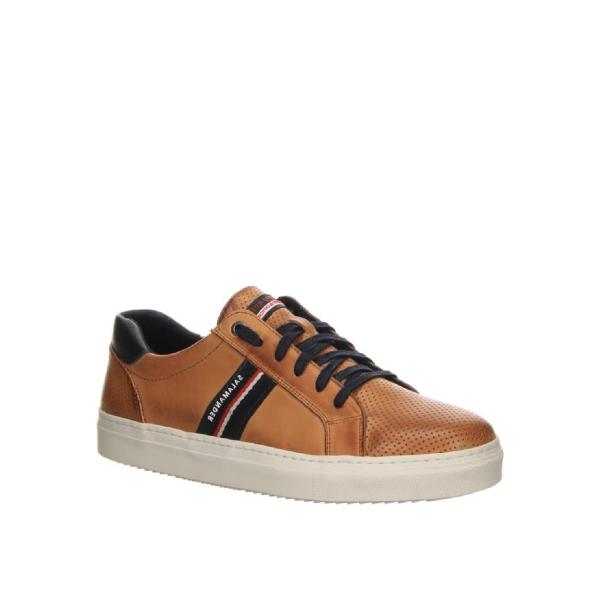 Salamander - Chaussure pour homme en cuir couleur cogniac de marque Ara