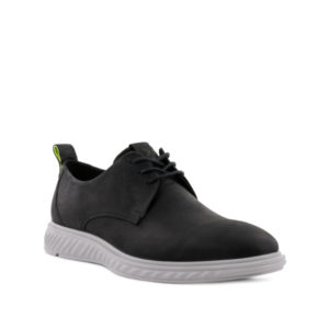 ST1 Hybrid - Chaussure pour homme en cuir couleur noir de marque Ecco