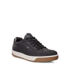 Byway Tred - Chaussure pour homme en nubuck couleur noir de marque Ecco