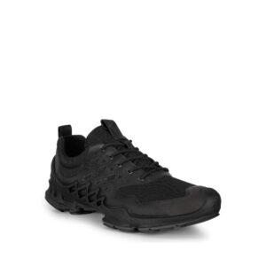 Biom Aex - Chaussure pour femme en cuir couleur noir de marque Ecco