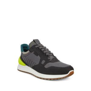Astir - Chaussure pour homme en cuir et nubuck couleur multi de marque Ecco