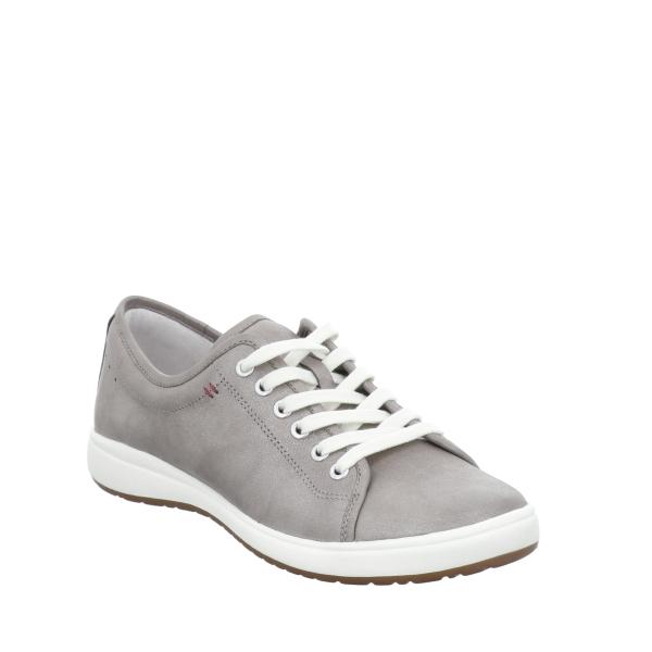 Caren 35 - Chaussure pour femme en cuir couleur gris de marque Josef Seibel